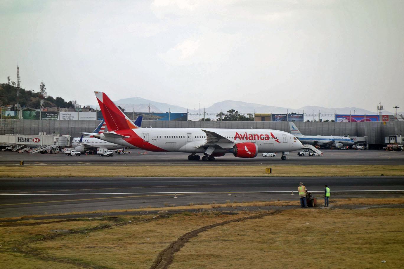 Avianca заявила о банкротстве