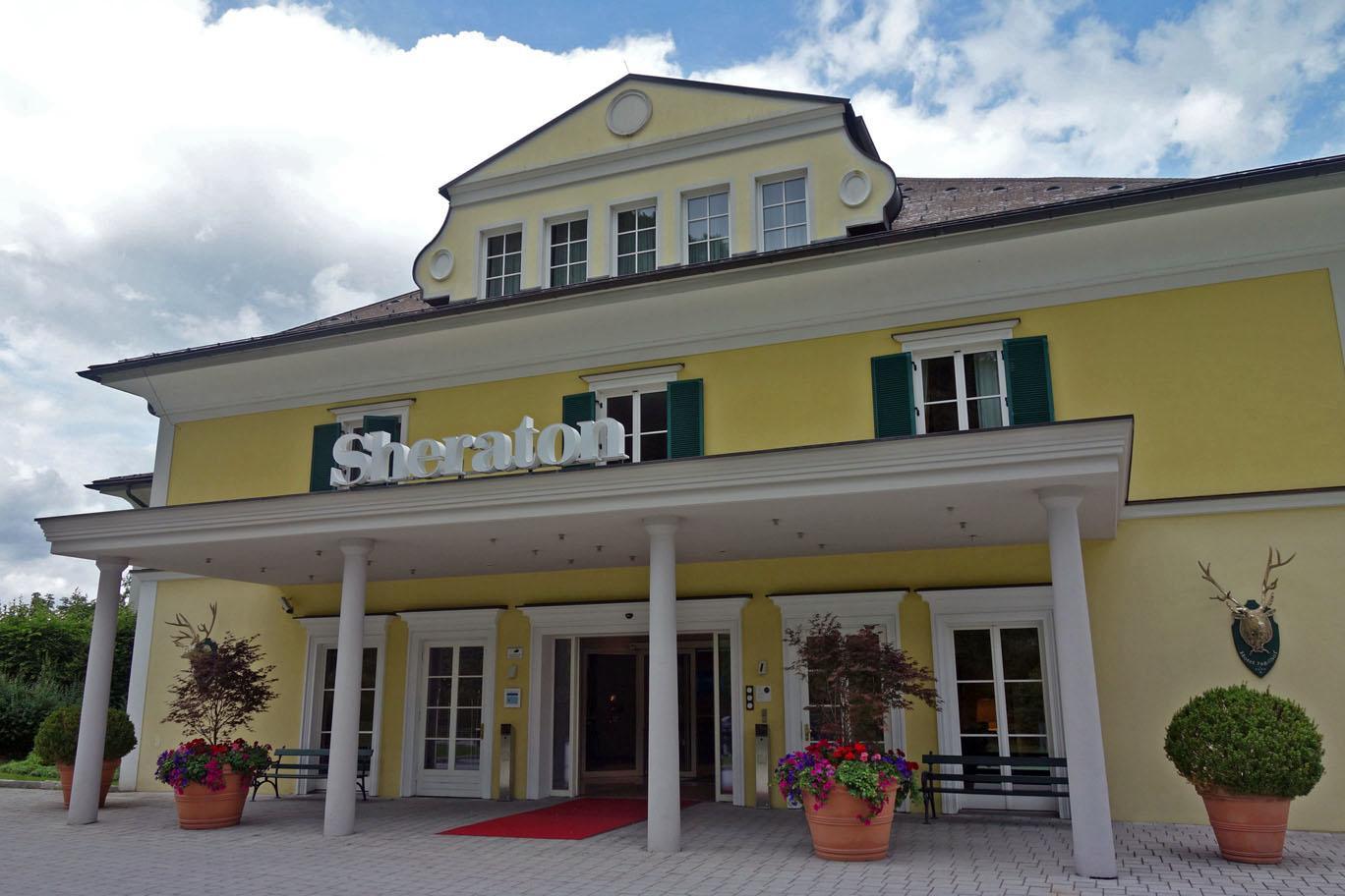 Обзор: Sheraton Jagdhof, Зальцбург