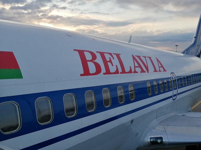 Маски теперь обязательны на рейсах Белавии
