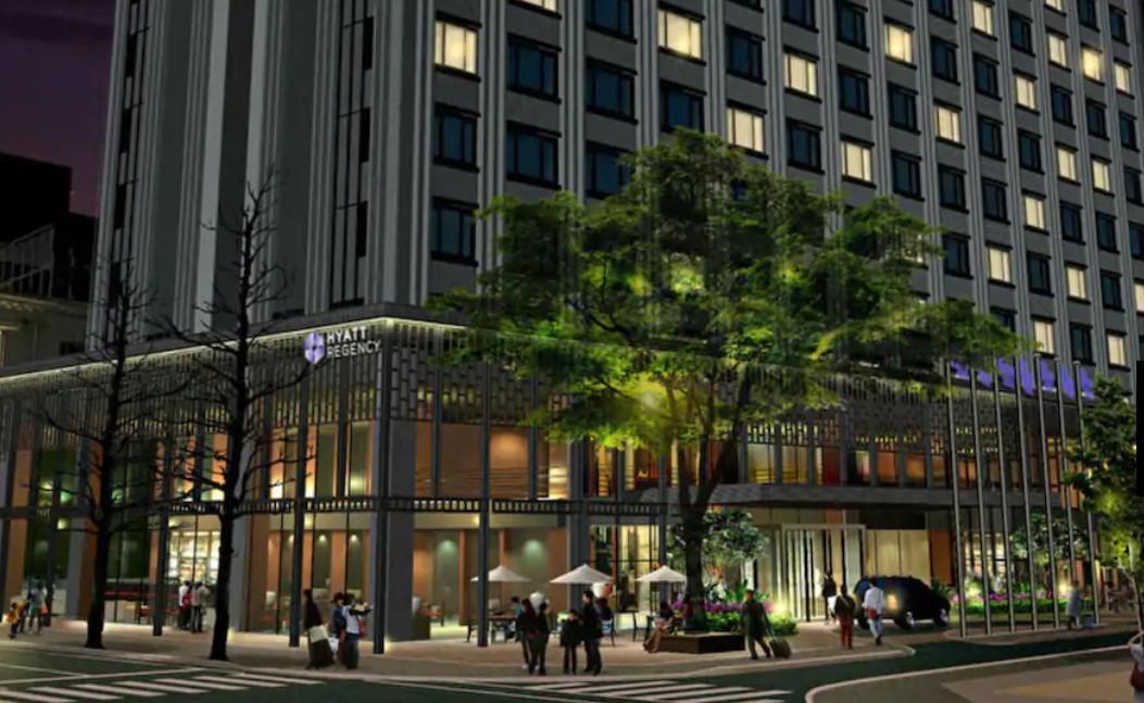 Бонусные баллы в новых отелях Hyatt