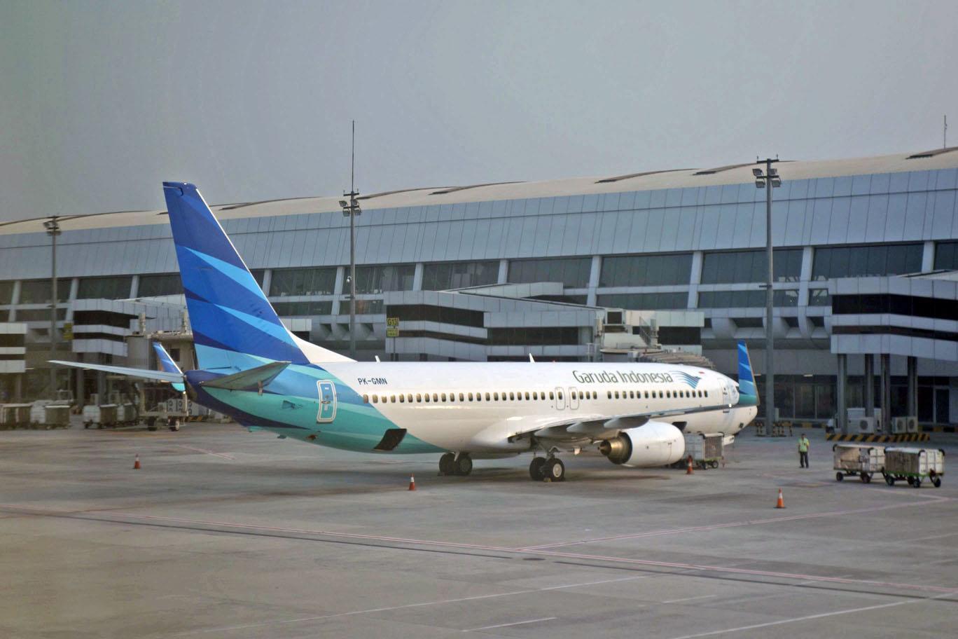 UPDATE. Бортпроводники Garuda Indonesia все-таки продолжат носить маски