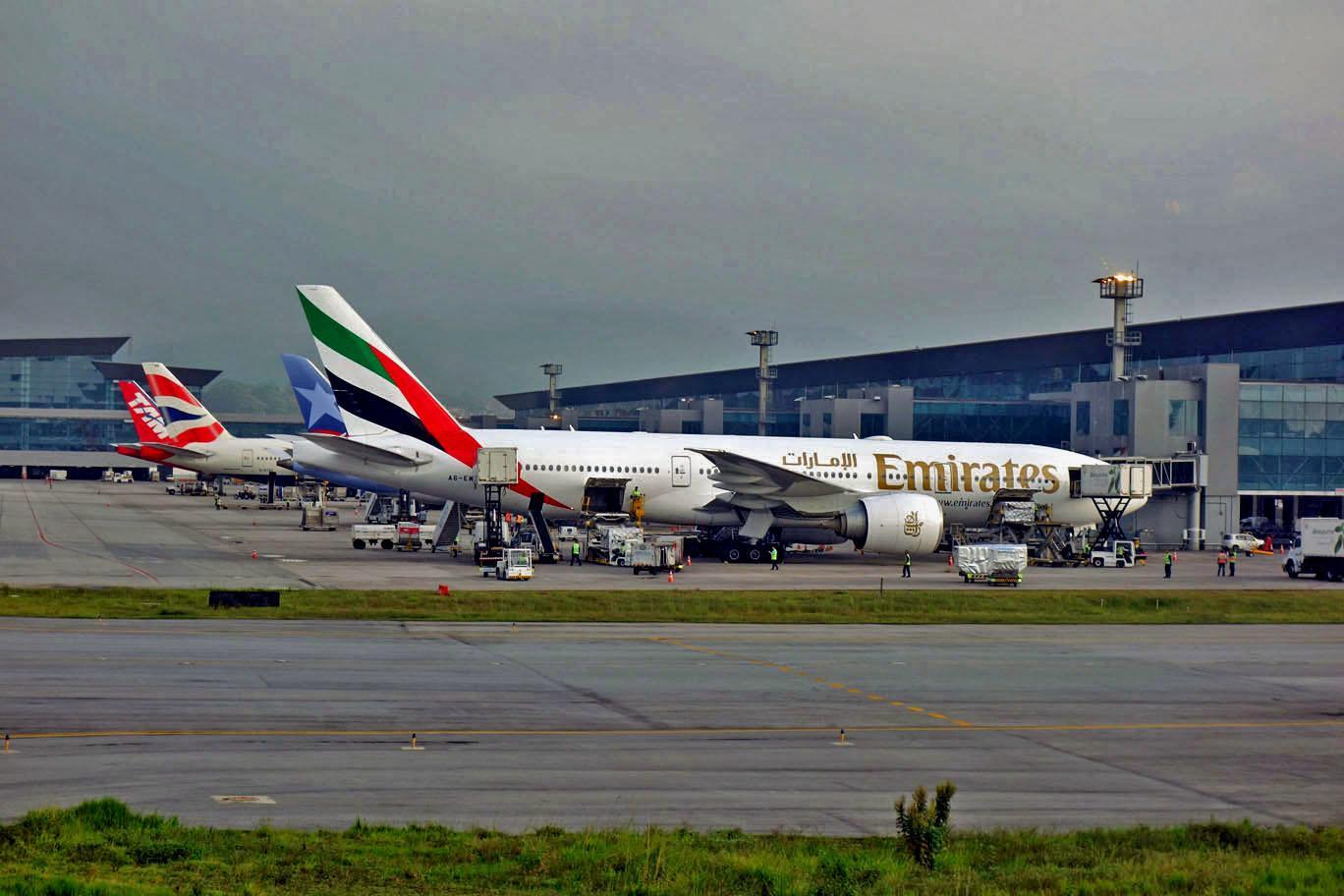 Emirates планирует в июле возобновить полёты в Москву, а в августе – в Питер