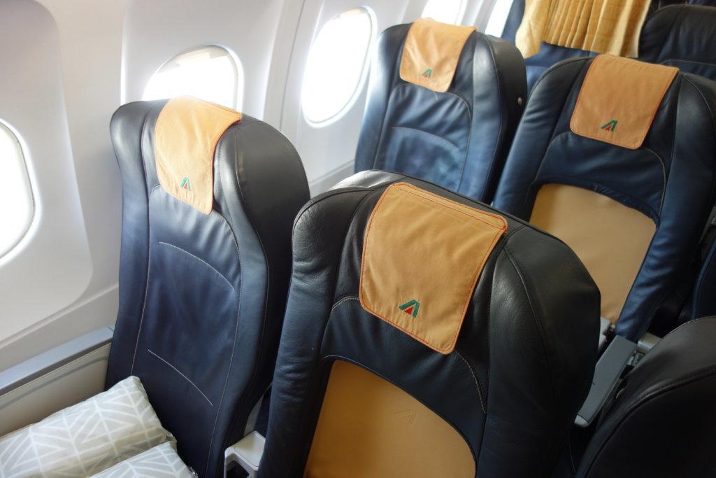 На рейсах в Италию запрещена крупная ручная кладь