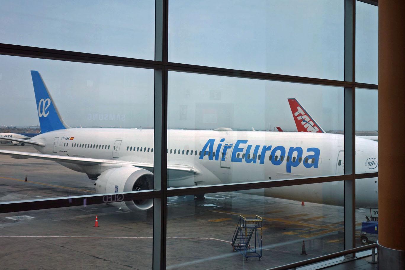 Распродажа миль Air Europa SUMA с бонусом 40%