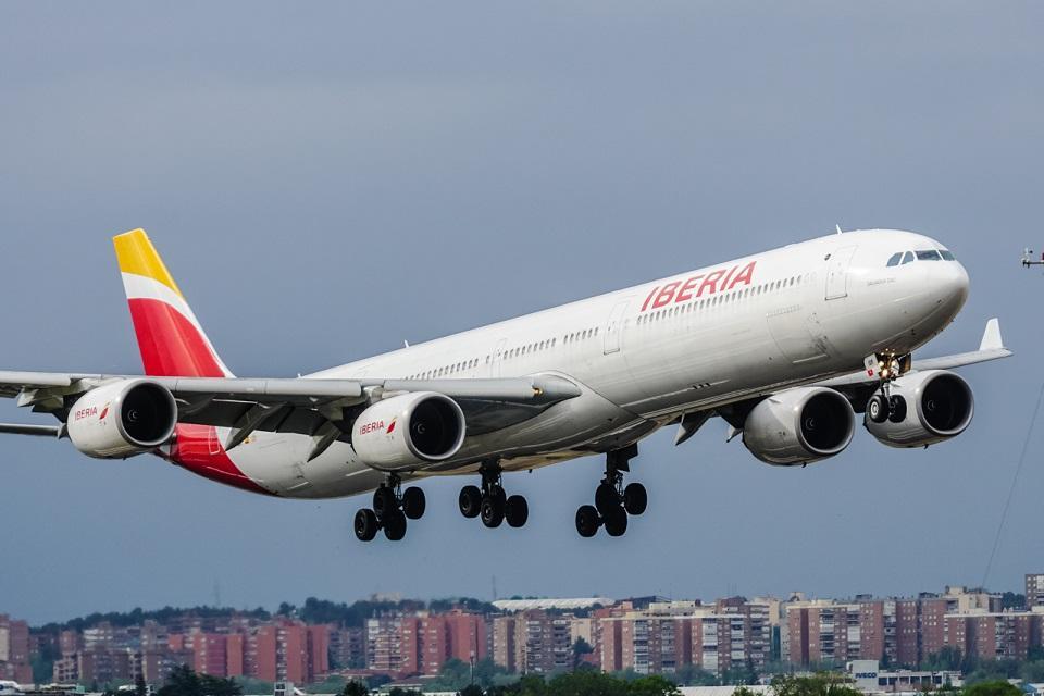 Iberia отправит на покой все Airbus A340-600