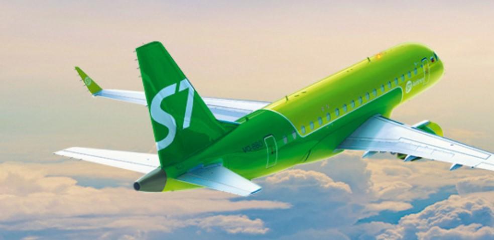 S7 восстановит полеты по всем направлениям в России