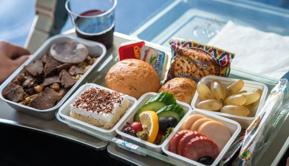 Доставка бортового питания Uzbekistan Airways на дом