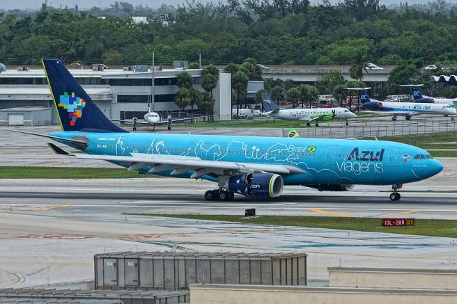 Новое партнёрство Air Canada и Azul