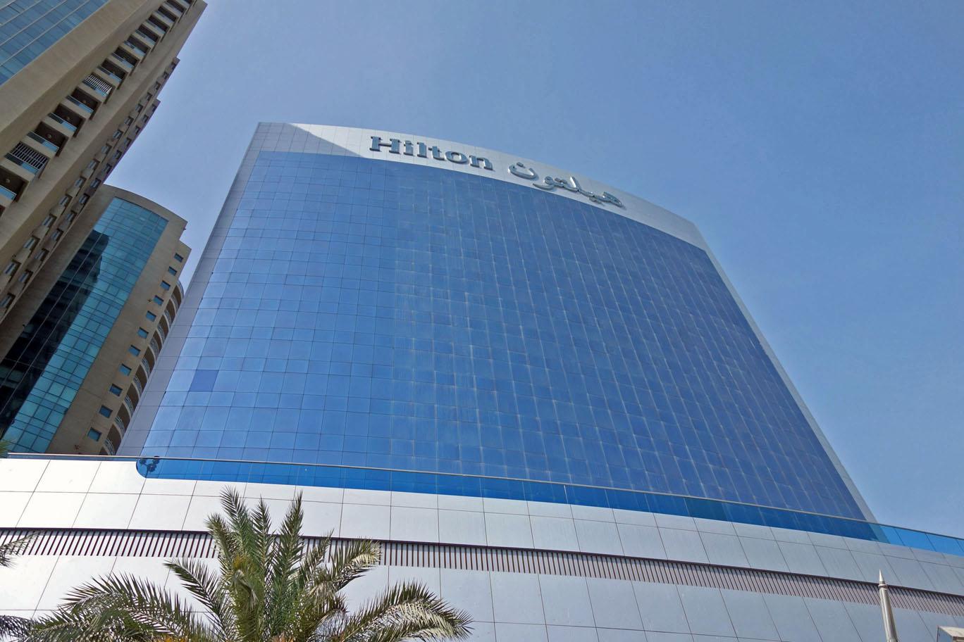 Обзор: Hilton, Шарджа