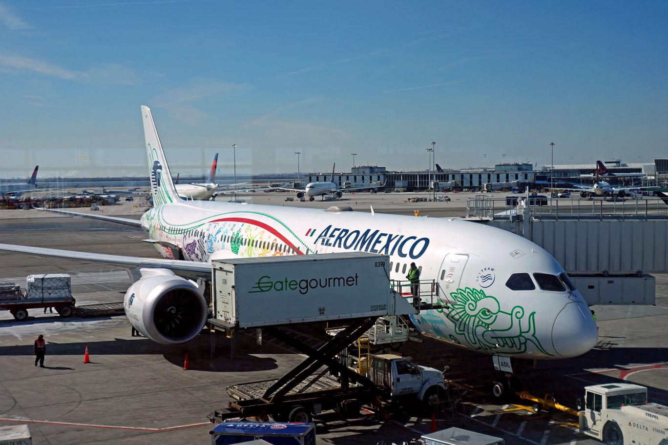 Aeromexico начала процедуру банкротства