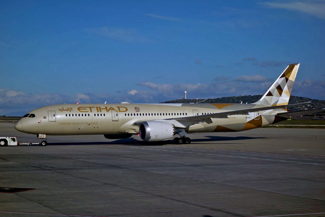 Еще один способ выбраться из России: рейс Etihad в Абу-Даби