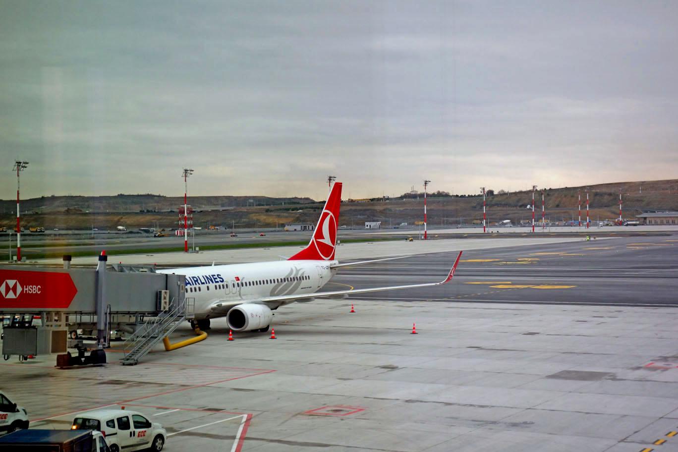 Ограничение ручной клади на рейсах в Турцию