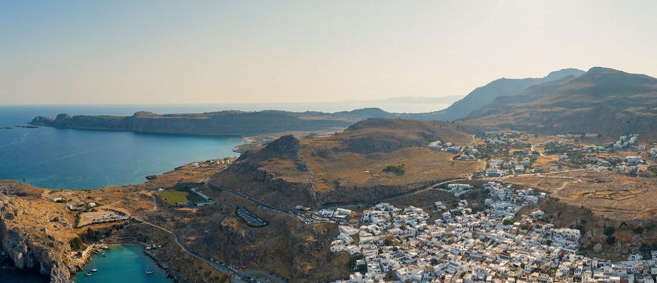 Скидка 30€ на полёты с Aegean