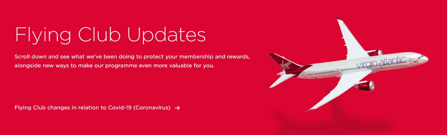 Круто: квалификационные баллы на премиальных билетах Virgin Atlantic
