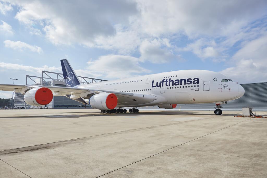 Новый заказ Lufthansa на A350