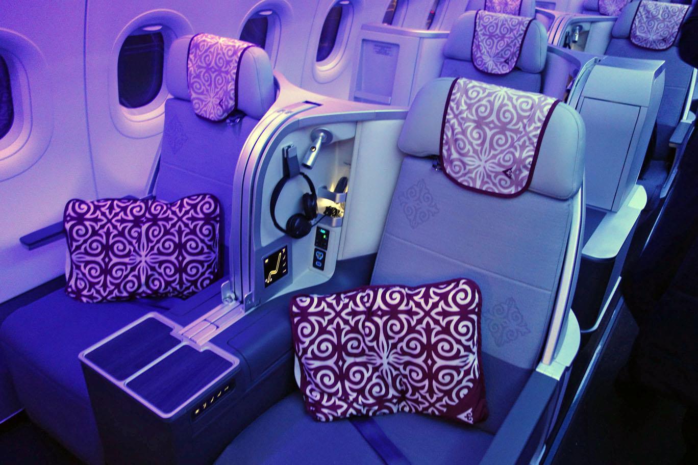 Новое направление A321LR Air Astana: Франкфурт