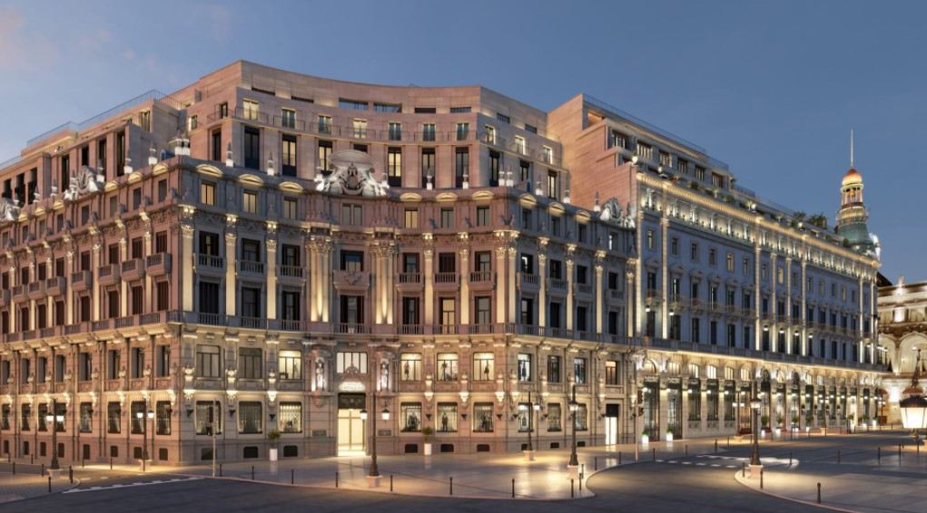 Скидка 20% в отелях Four Seasons