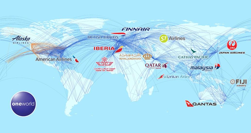 Премиальные билеты Alaska за мили Qatar Airways