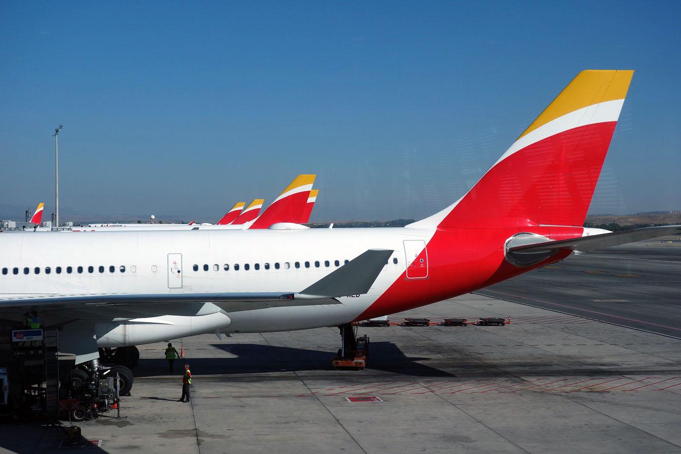 Muy bien: Iberia возвращает корм на борту
