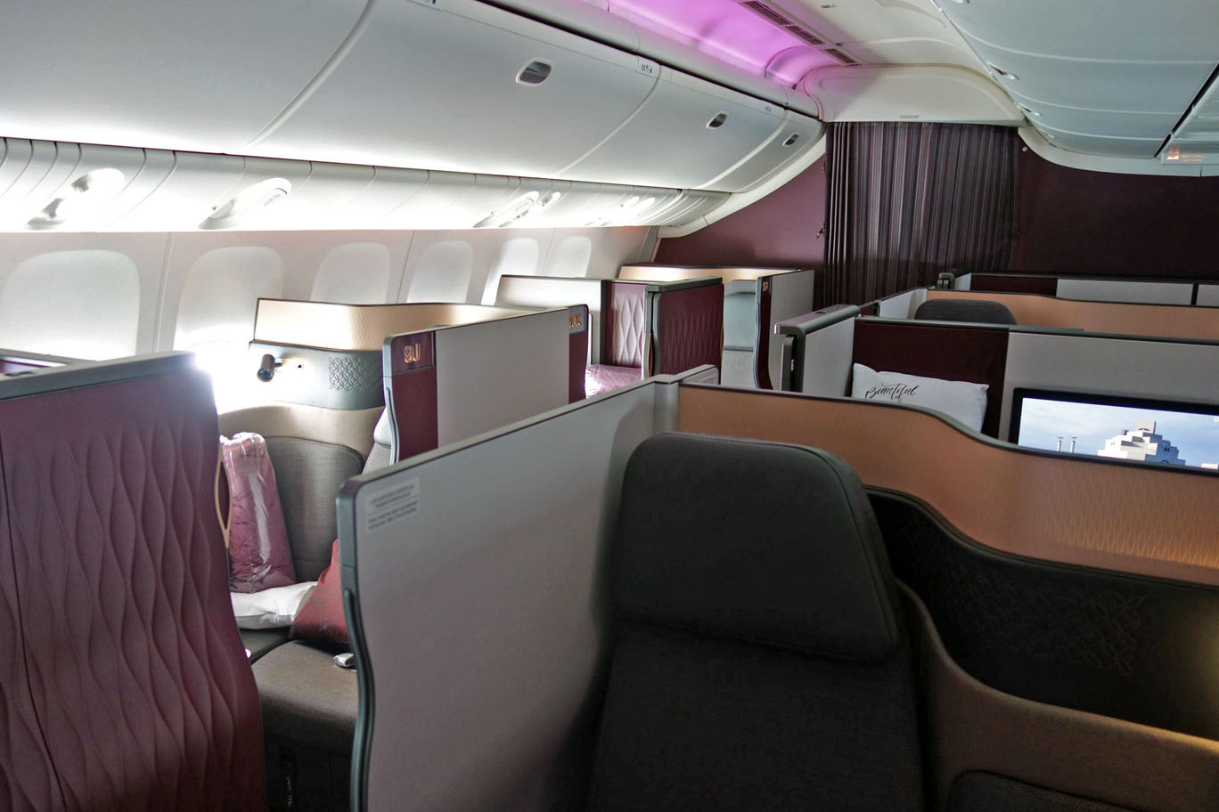 OFFICIAL: Qatar Airways снижает премиальные расценки на 49%