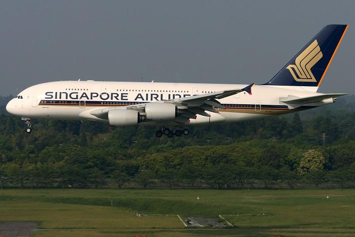 Singapore Airlines установит новый продукт на все Airbus A380