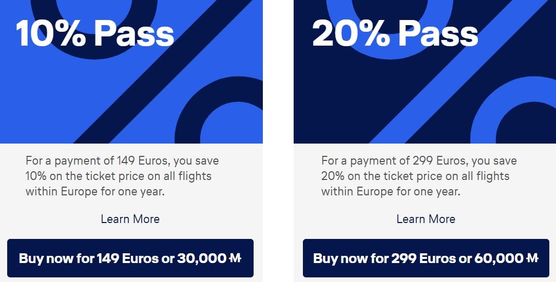 Скидка до 20% на перелёты с Lufthansa, SWISS и Austrian по Европе