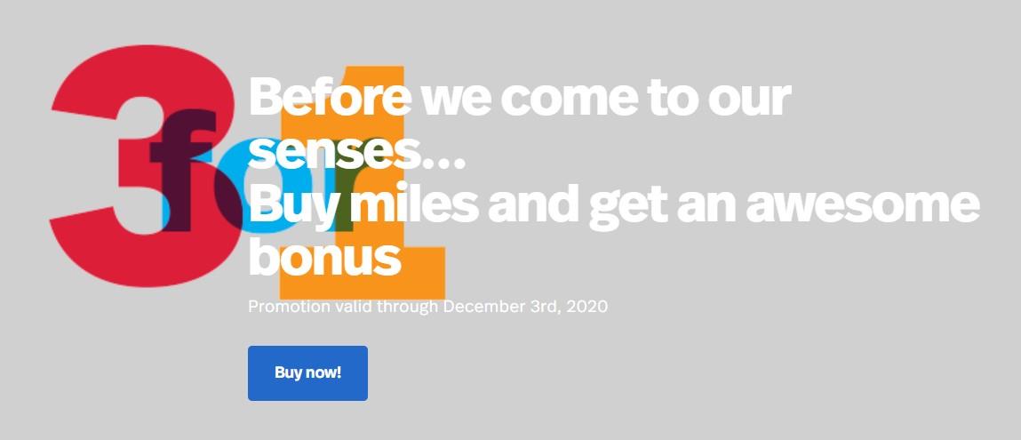 Распродажа миль LifeMiles с бонусом 200%