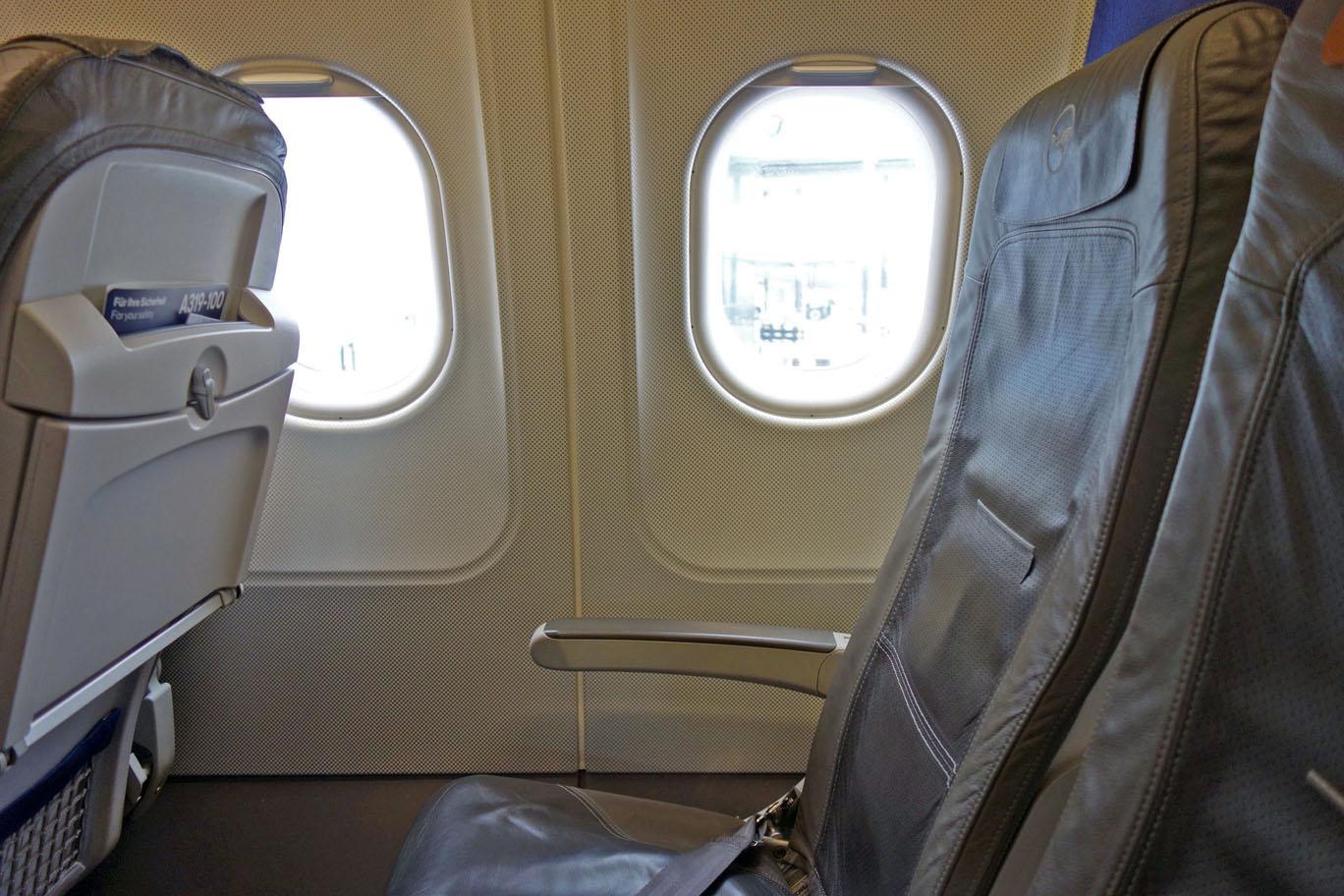 Обзор: Lufthansa, бизнес-класс, Франкфурт – Лиссабон