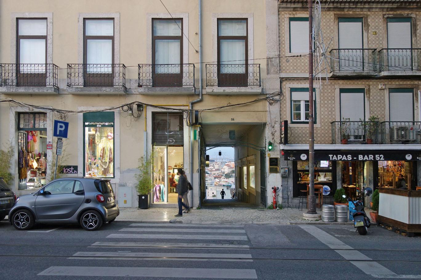 Обзор: Memmo Príncipe Real, Лиссабон
