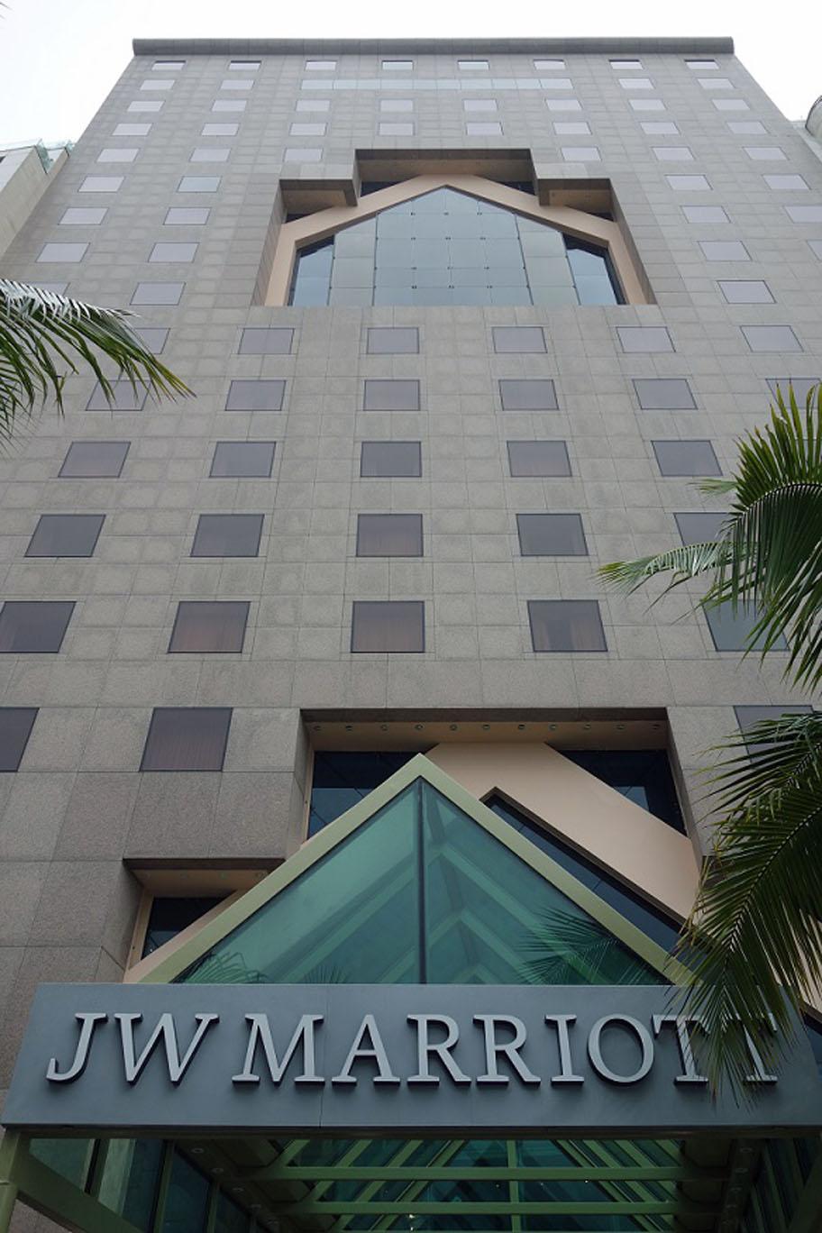 Обзор: JW Marriott, Рио-де-Жанейро