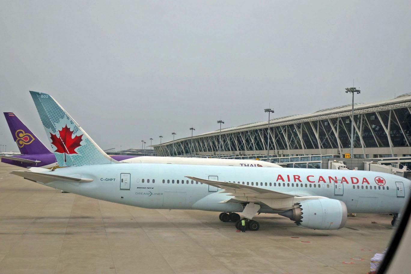 Новое партнёрство Air Canada и Virgin Australia