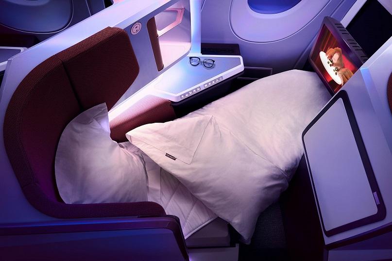 50% бонусных миль Virgin Atlantic Flying Club