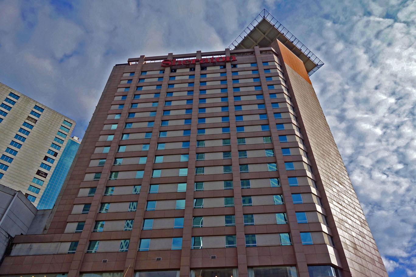 Обзор: Sheraton WTC, Сан-Паулу