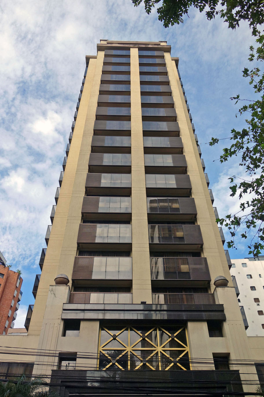 Обзор: DoubleTree by Hilton Itaim, Сан-Паулу