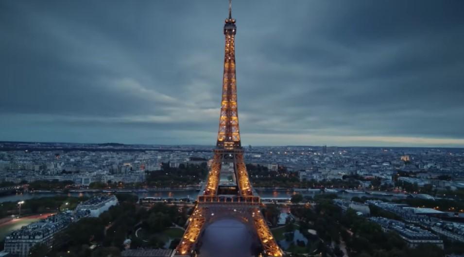 Новое видео безопасности Air France