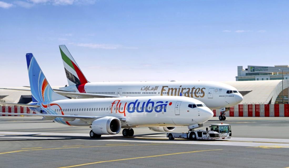 2Х статусных миль при полетах с Emirates и flydubai