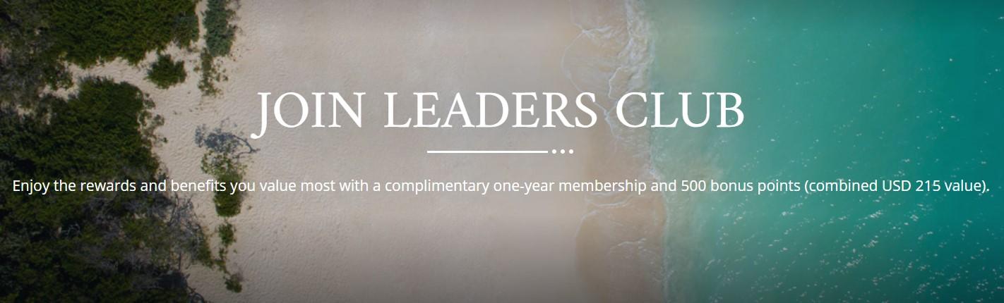 Бесплатное членство в LHW Leaders Club