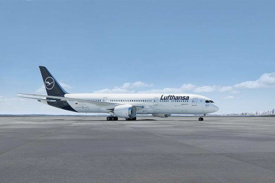 """Новый """"промежуточный"""" бизнес-класс Lufthansa"""