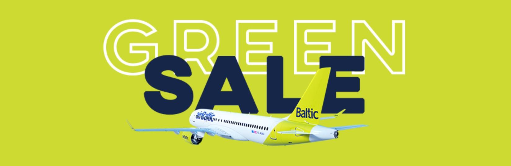 Бонусные баллы и скидки airBaltic