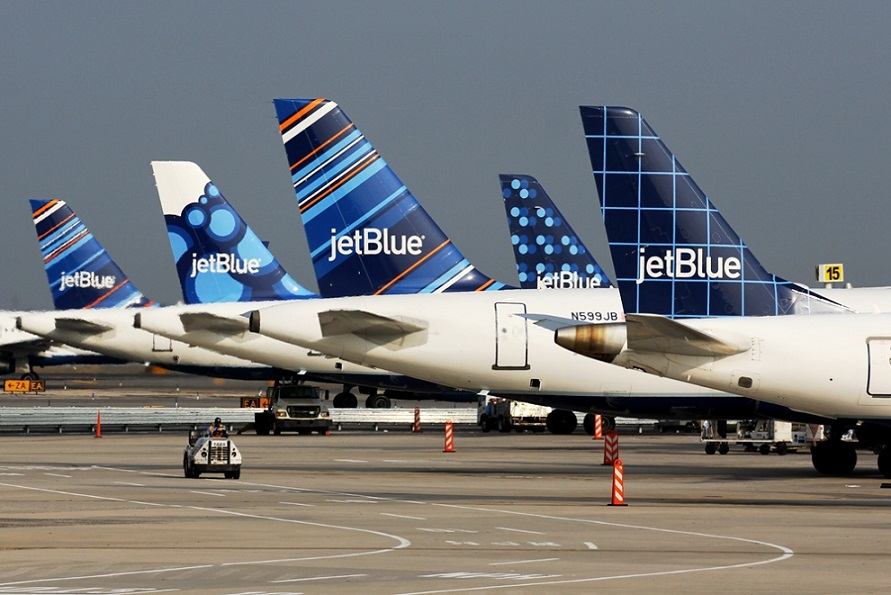 JetBlue открыла продажу билетов в Лондон