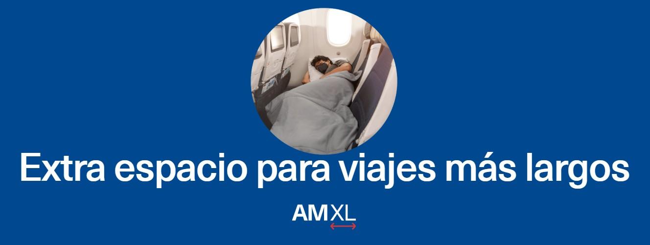 Спальный эконом Aeromexico