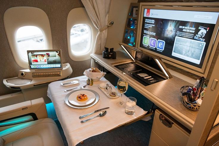 Девальвация Skywards: Emirates ликвидирует премии Flex в первом классе