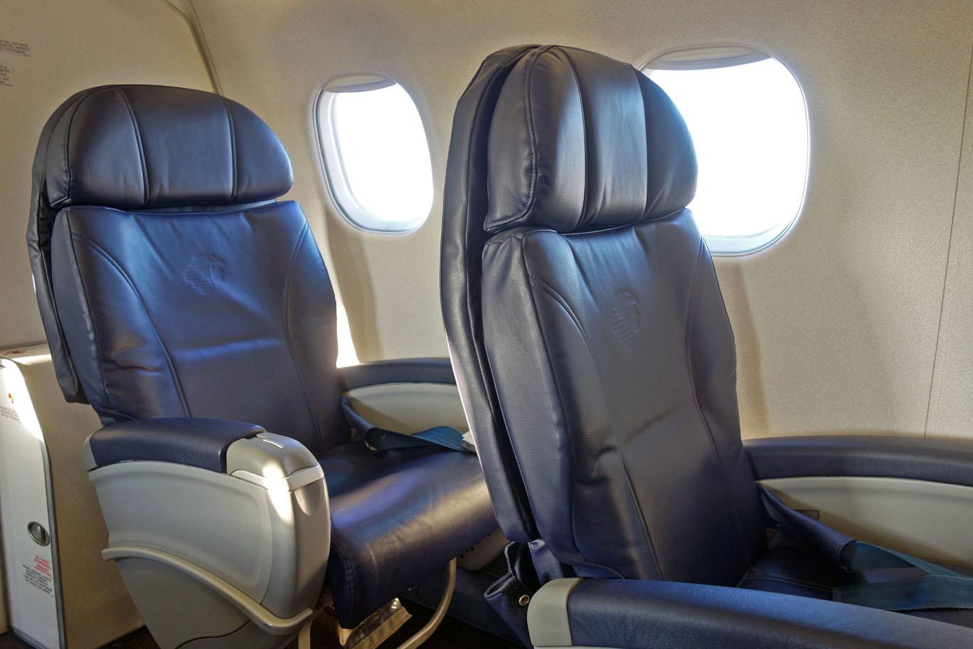 Обзор: Aeromexico, бизнес-класс (737), Мехико – Пуэрто-Вальярта