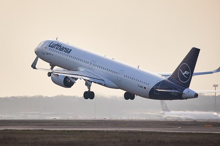 Отличные цены в бизнес-классе Lufthansa по Европе из Нюрнберга