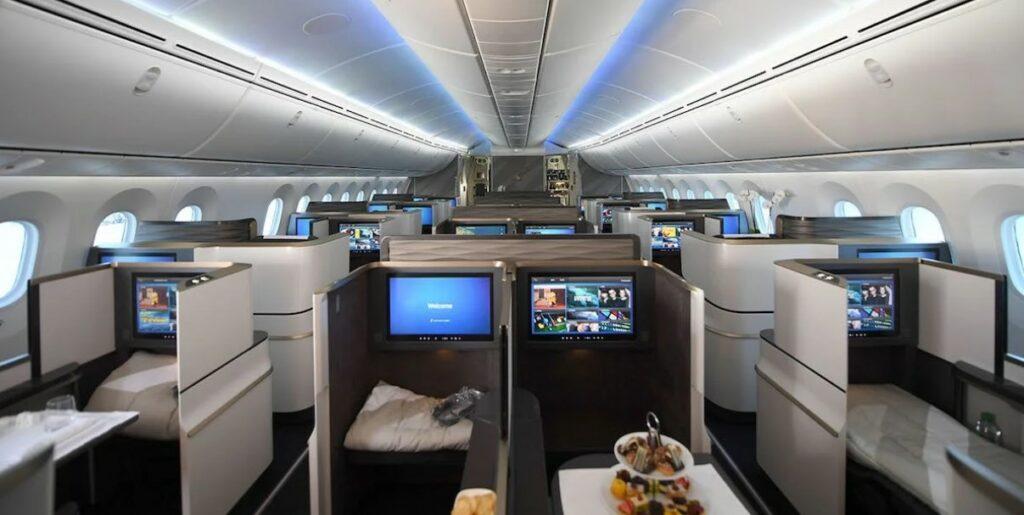 Новое партнёрство Air Canada и Gulf Air