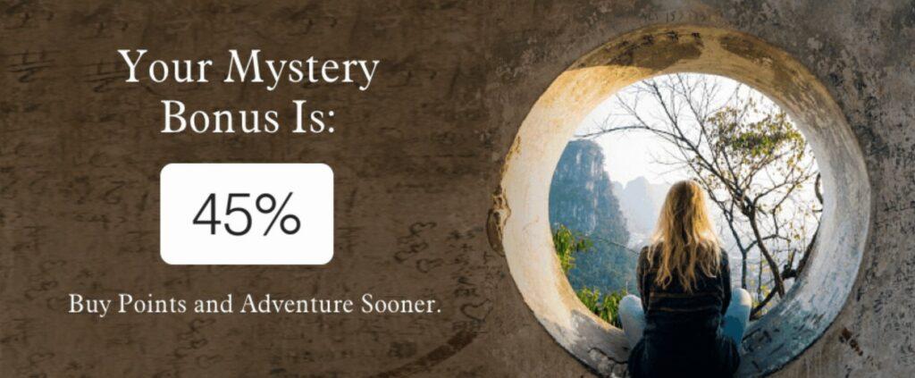 LAST CALL: распродажа баллов Marriott с мистическим бонусом
