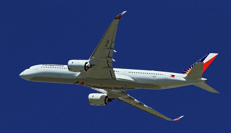 Сокращение самолетного парка Philippine Airlines