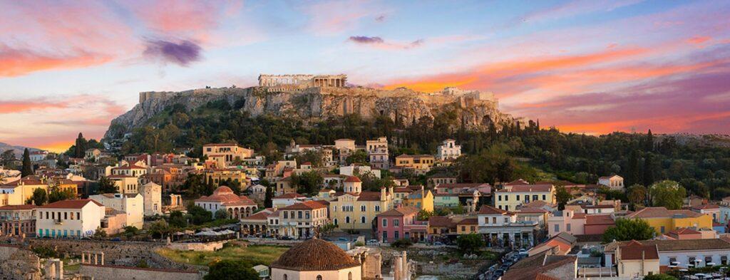 Бонусные мили Miles+Bonus на рейсах в Афины