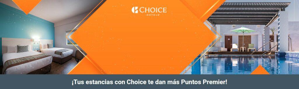 До 20К миль Aeromexico в отелях Choice Hotels