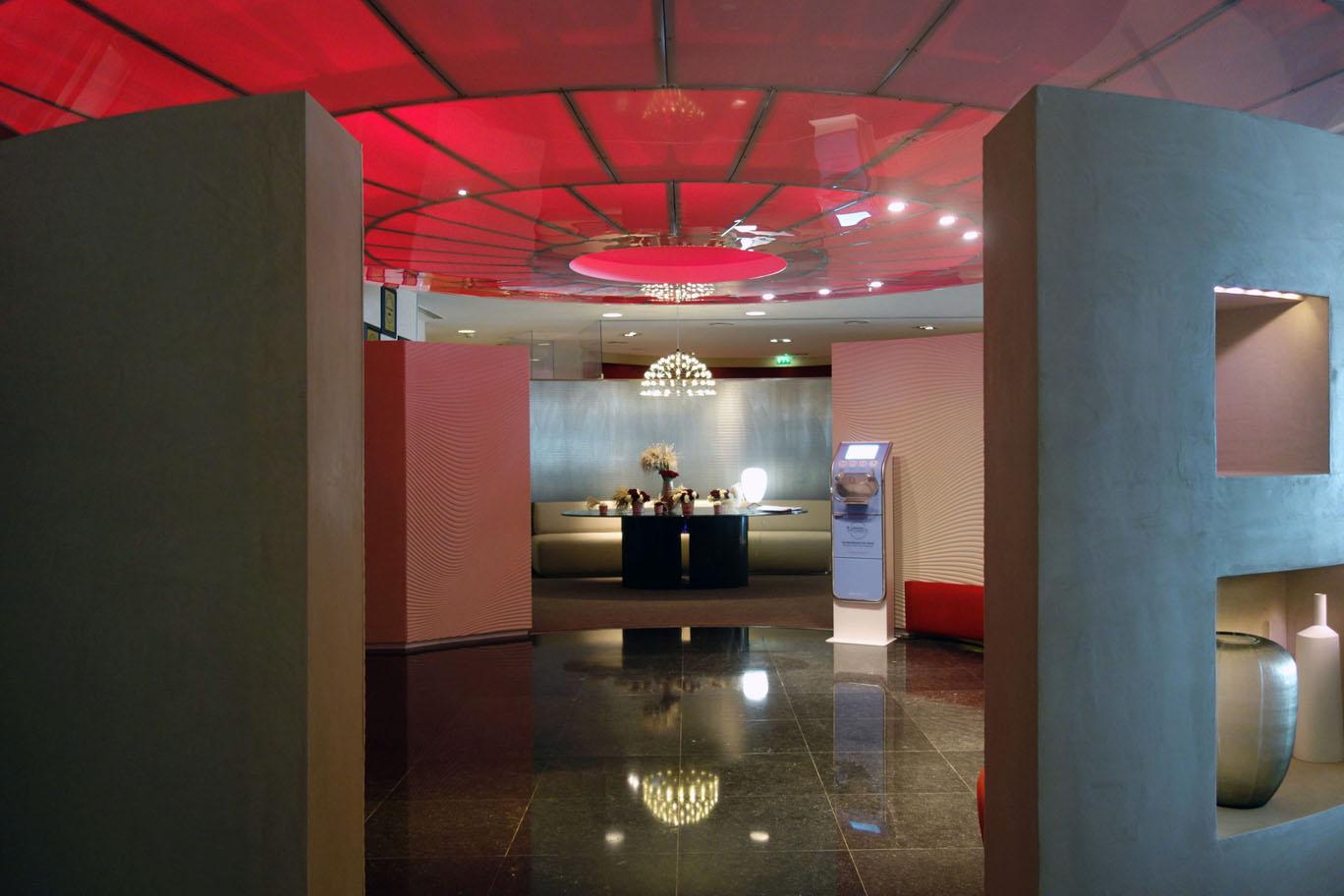 Обзор: Air France La Premiere Lounge, Париж